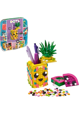 LEGO® Konstruktionsspielsteine »Ananas Stiftehalter (41906), LEGO® Dots«, (351 St.),... kaufen