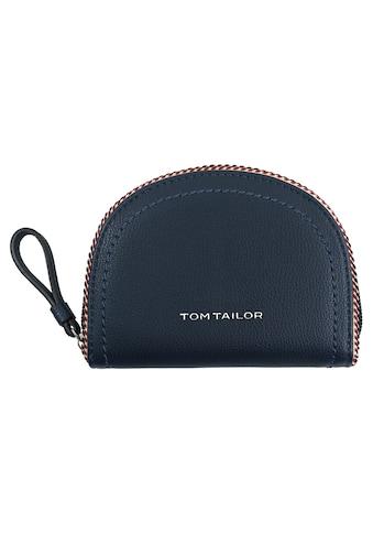 TOM TAILOR Geldbörse »CIELA«, in halbrunder Form kaufen