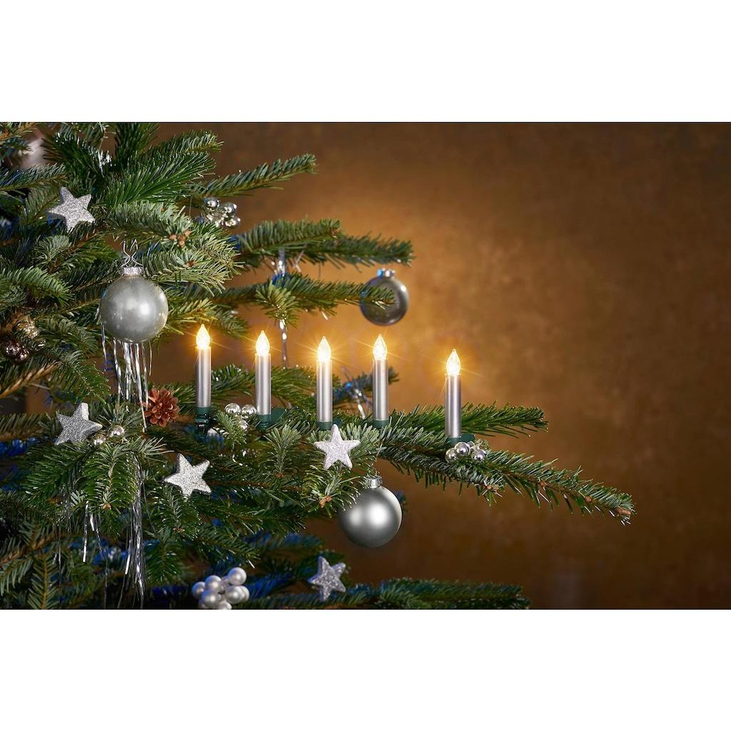 BONETTI LED-Christbaumkerzen, kabellos, 25 Kerzen