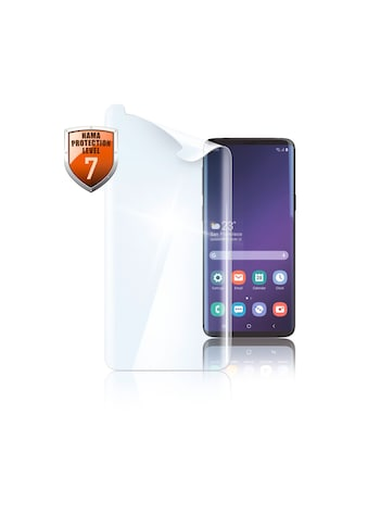 """Hama Displayschutzfolie »""""Full Screen Curved""""«, für Samsung Galaxy S10 kaufen"""
