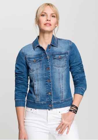 H.I.S Jeansjacke »eco Denim« kaufen