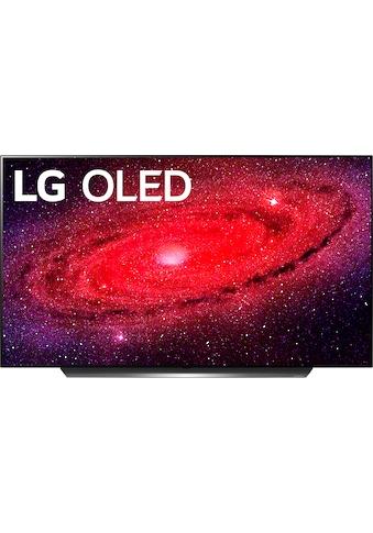 "LG OLED-Fernseher »OLED55CX9LA«, 139 cm/55 "", 4K Ultra HD, Smart-TV kaufen"