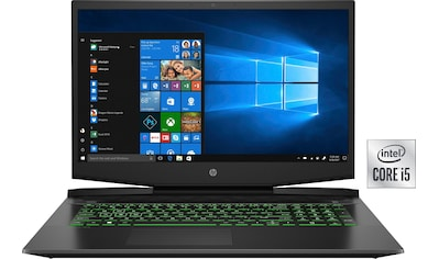 "HP Notebook »15-dk1250ng«, (39,6 cm/15,6 "" Intel Core i5 GeForce GTX 1650 Ti\r\n 1000... kaufen"
