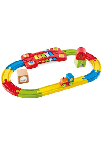 Hape Spielzeug-Eisenbahn »Eisenbahn der Sinne-Set«, aus Holz kaufen