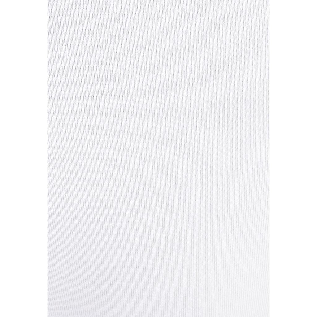 Sloggi Jazz-Pants Slips »24/7 Cotton Lace«, (3 St.), mit zarter Spitzeneinfassung