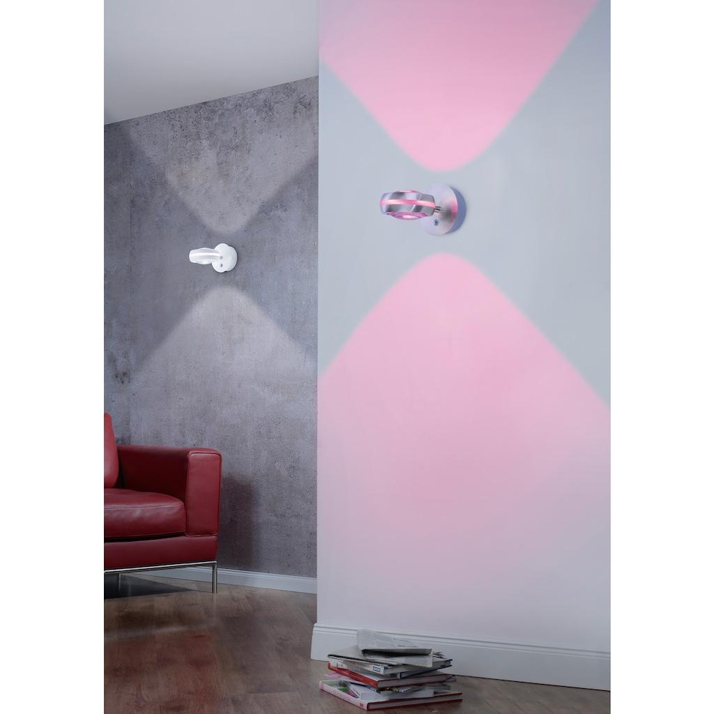 TRIO Leuchten LED Wandleuchte »VISTA«, LED-Board, 1 St., Farbwechsler