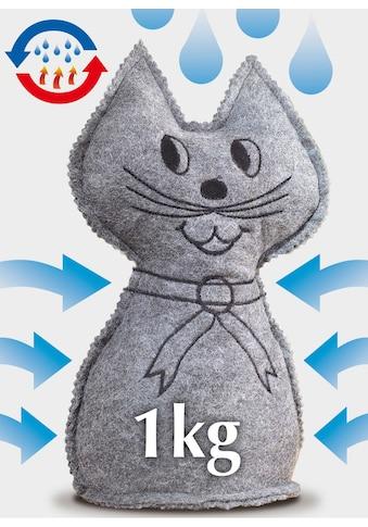 WENKO Luftentfeuchter »Katze«, für 0 m³ Räume, 3 Monate wirksam kaufen
