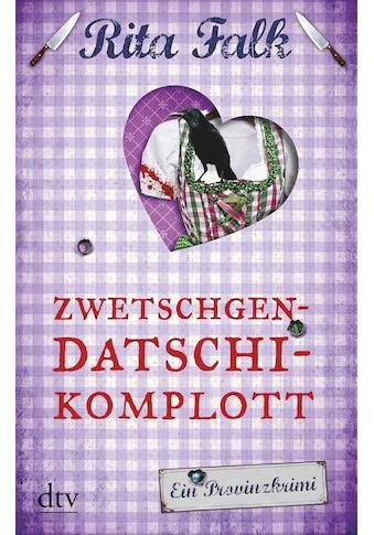 Buch »Zwetschgendatschikomplott / Rita Falk« kaufen