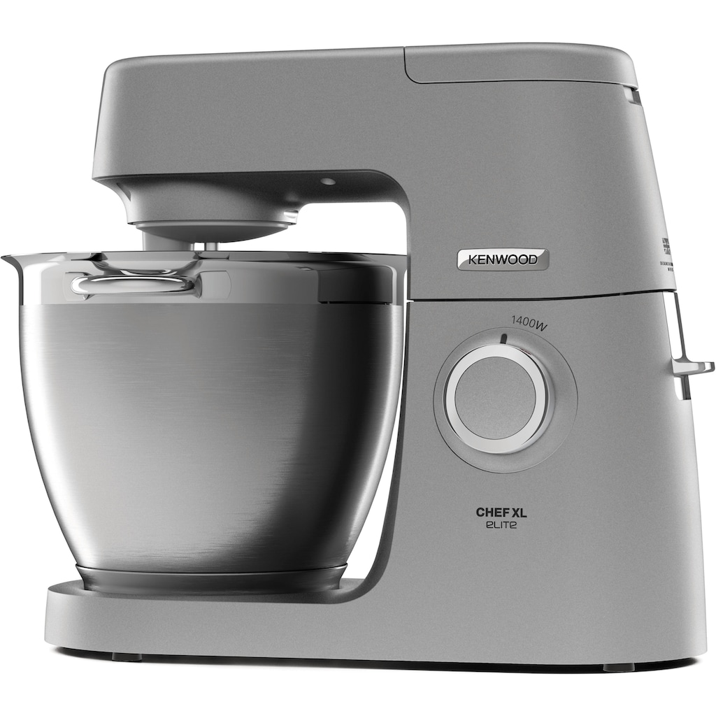 KENWOOD Küchenmaschine »Chef XL Elite KVL6420S«, mit Gratiszubehör im Wert von 479,97UVP