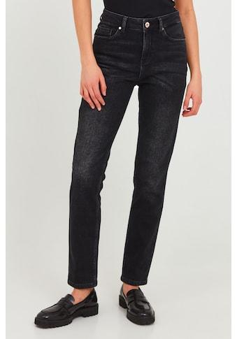 Pulz Jeans Röhrenjeans »PZLIVA Jeans Straight Legs 50206182«, Klassische Jeans mit... kaufen