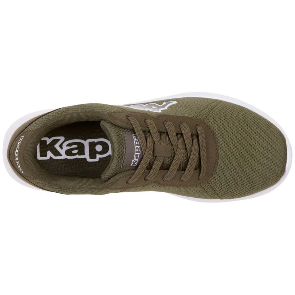 Kappa Sneaker »TUNES«, mit besonders leichter Sohle