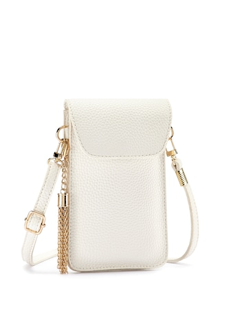 LASCANA Umhängetasche, modische Minibag, Handytasche zum Umhängen mit praktischem... kaufen