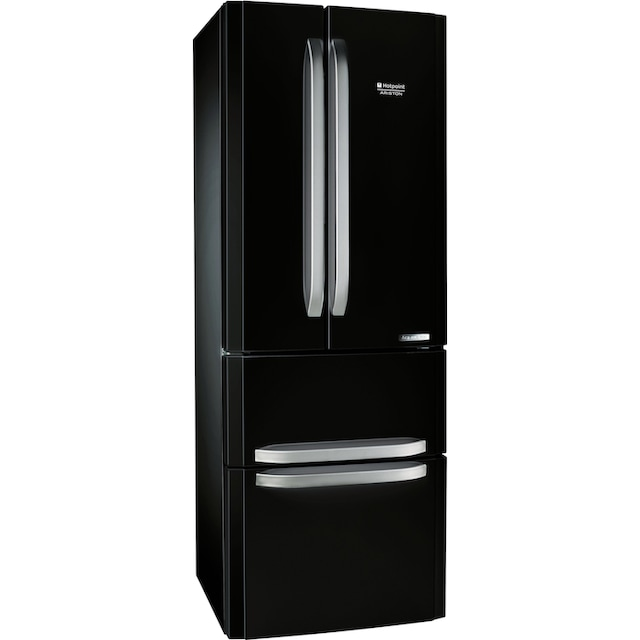 Hotpoint French Door, 195,5 cm hoch, 70 cm breit
