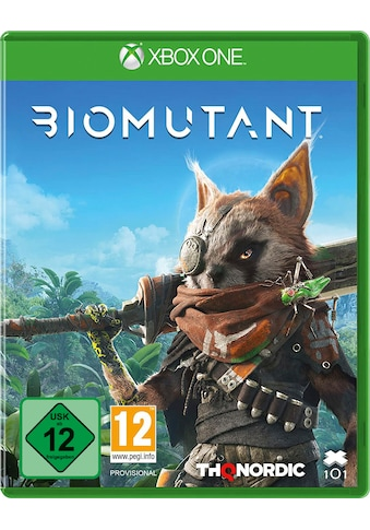 THQ Nordic Spiel »Biomutant«, Xbox One kaufen