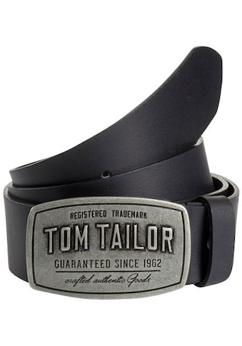 TOM TAILOR Koppelgürtel, mit Logoschnalle kaufen