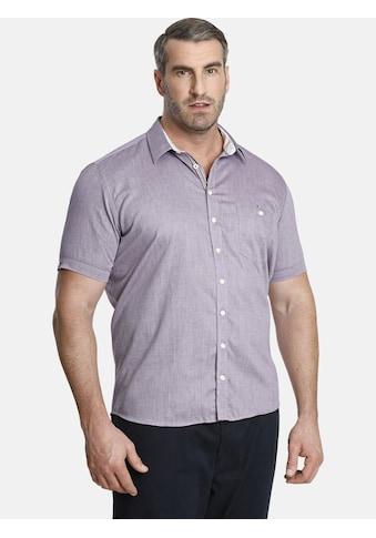 Charles Colby Kurzarmhemd »YVEN«, leichtes Baumwollhemd kaufen