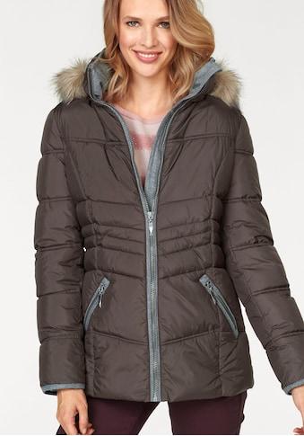 Aniston CASUAL Steppjacke, mit winterwarmen Futter kaufen