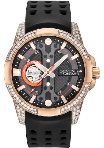 SEVEN-24 Automatikuhr »Seven-24 Racer DIAMOND Edition, SV3102JSR-02-D« kaufen