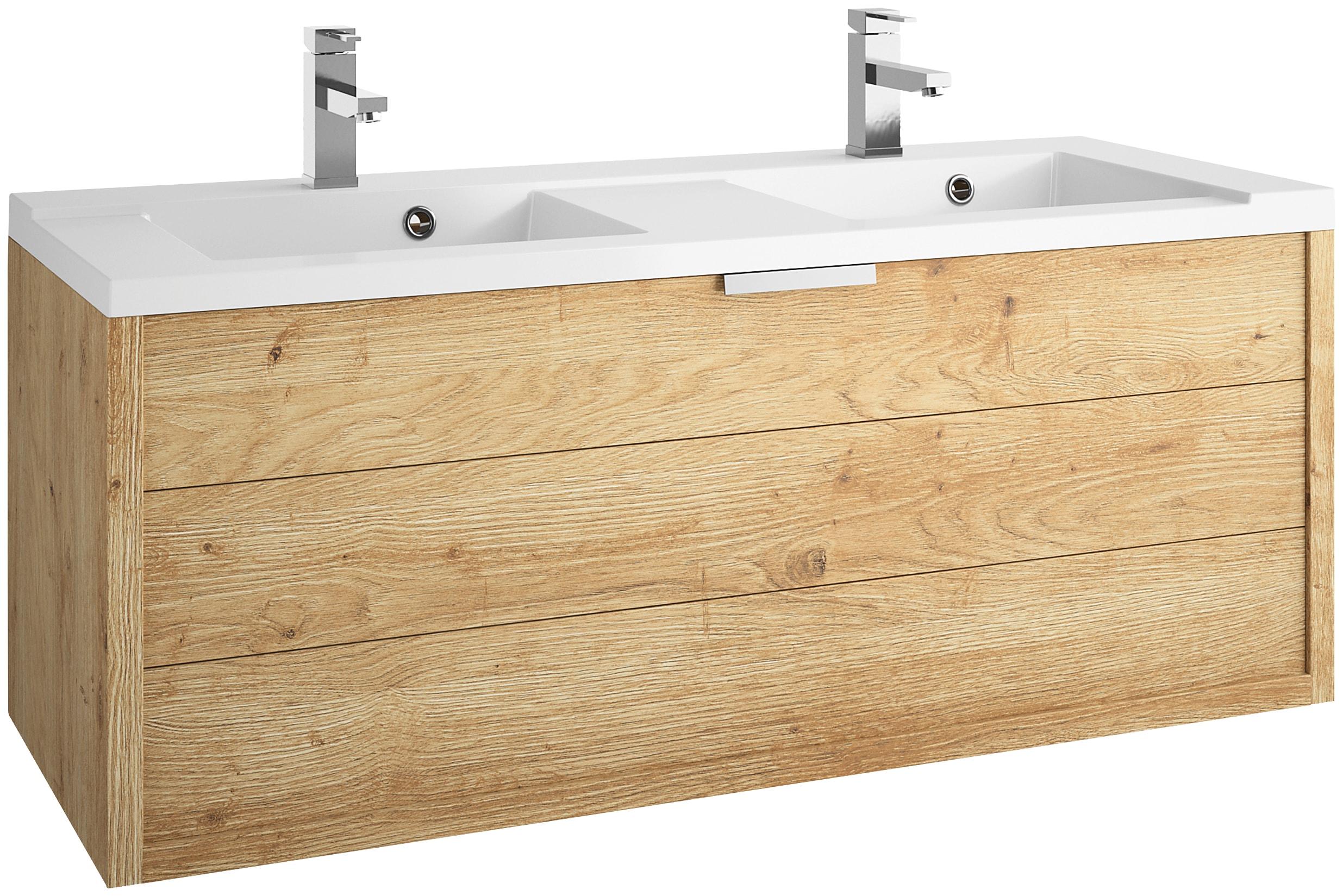 allibert waschtisch palermo doppelwaschbecken