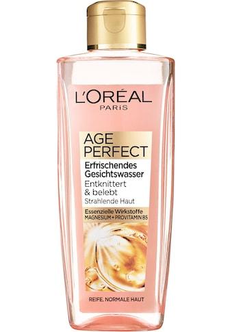 L'ORÉAL PARIS Gesichtswasser »Age Perfect« kaufen