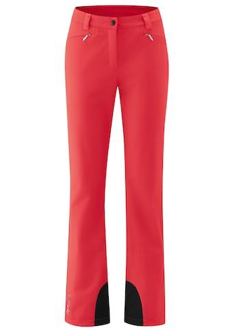 Maier Sports Skihose »Mary«, Eng geschnittene Softshellhose in femininer, sportlicher... kaufen