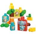 MEGA BLOKS Spielbausteine »Mega Bloks, Safari Freunde«, (30 St.)