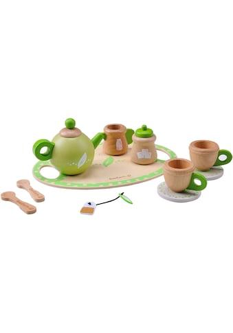 EverEarth® Spielgeschirr »Teeservice«, (Set), FSC®-Holz aus gewissenhaft... kaufen