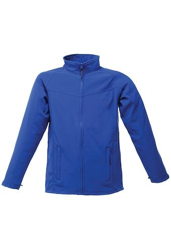 Regatta Softshelljacke »Herren Uproar Softshell - Jacke, winddicht, leicht« kaufen