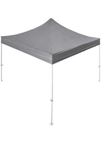 KONIFERA Pavillonersatzdach »Valencia Premium«, für 300x300 cm, grau kaufen