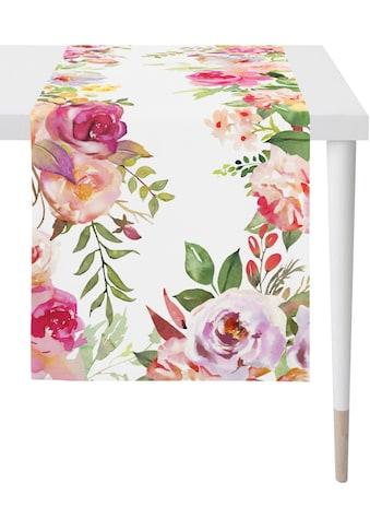 APELT Tischläufer »7186 SUMMER GARDEN«, (1 St.), Digitaldruck kaufen