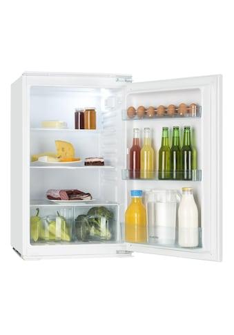 Klarstein Einbaukühlschrank Kühlschrank Einbaugerät »Coolzone 130« kaufen