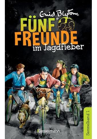 Buch »Fünf Freunde im Jagdfieber - DB 01 / Enid Blyton« kaufen