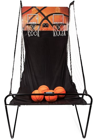 SportPlus Basketballkorb »SP-BS-100«, (inkl. 4 kleiner Basketbälle & Mini-Luftpumpe,... kaufen