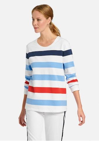MYBC Sweatshirt »cotton«, und Rundhals kaufen