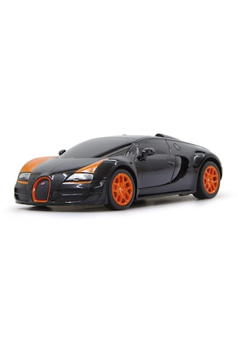 Jamara RC-Auto »Bugatti Grand Sport Vitesse - 40 MHz schwarz« kaufen