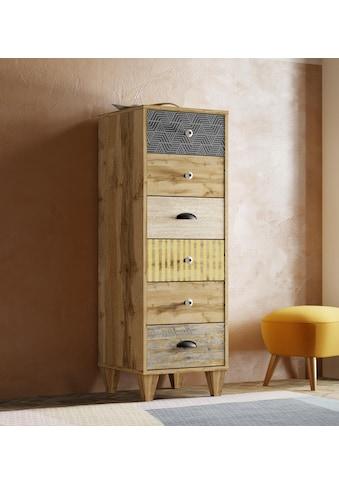 Home affaire Kommode »Oker«, Breite 40 cm kaufen