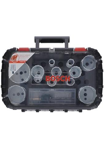 BOSCH Lochsäge »13-teiliges Carbide Lochsäge Endurance for Heavy Duty Universal Set« kaufen