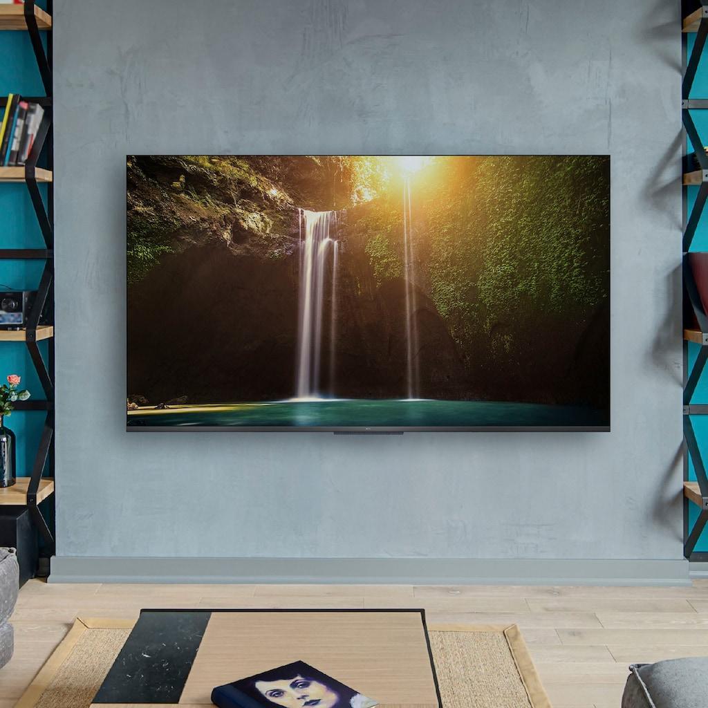 "TCL LED-Fernseher »65P816X1«, 164 cm/65 "", 4K Ultra HD, Smart-TV"