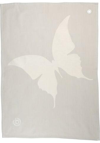 "bugatti Geschirrtuch ""Butterfly  -  Jacquard"" (Set, 2 - tlg.) kaufen"