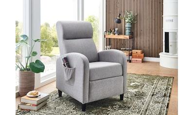 ATLANTIC home collection TV-Sessel, mit Relax- und Schlaffunktion kaufen