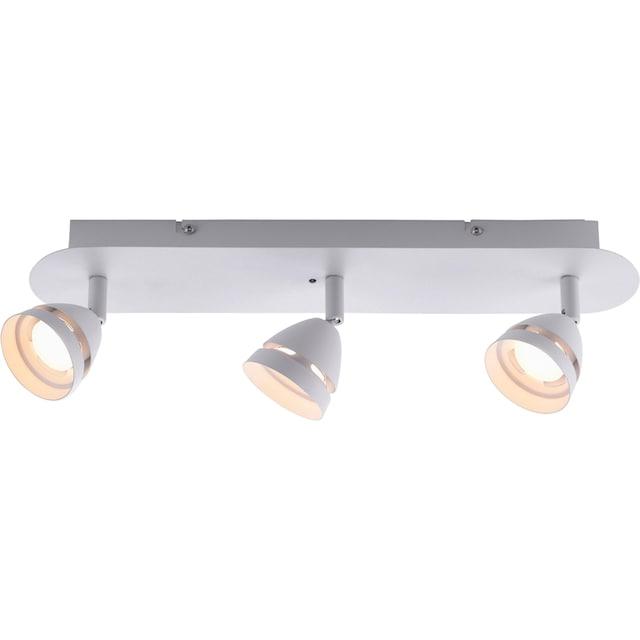 TRIO Leuchten,LED Deckenleuchte»GEMINI«,
