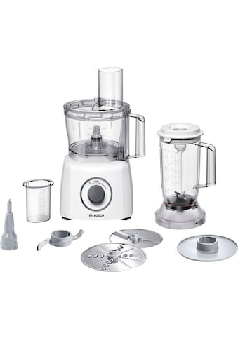 BOSCH Küchenmaschine MultiTalent 3 MCM3200W, 800 Watt, Schüssel 2,3 Liter kaufen