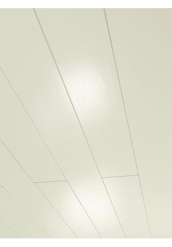 PARADOR Verkleidungspaneel »RapidoClick«, weiß Hochglanz, 4 Paneele, 1,829 m² kaufen