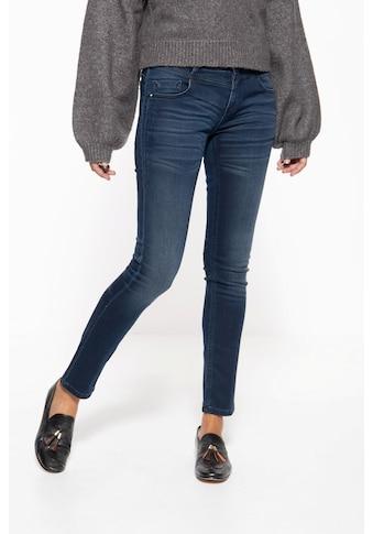 ATT Jeans Slim-fit-Jeans »Zoe Jog«, im 5-Pocket Design kaufen