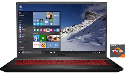 MSI Notebook »Bravo 17 A4DDR-074«, (512 GB SSD) kaufen