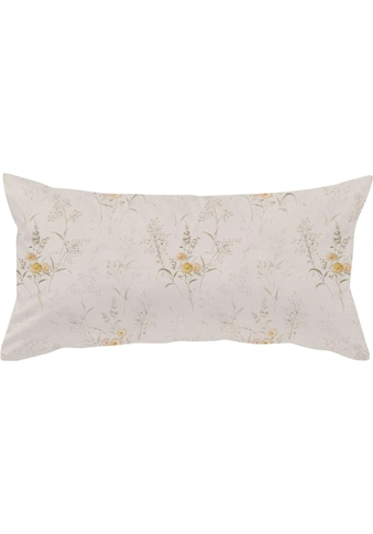 Curt Bauer Kissenbezug »Softly«, (1 St.), florales Motiv kaufen