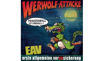 Musik-CD »Werwolf-Attacke! (Monsterball ist überall...) / EAV« kaufen