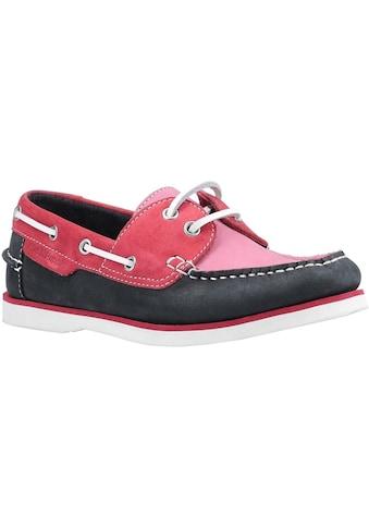 Hush Puppies Bootsschuh »Damen Hattie Leder Bootschuh« kaufen