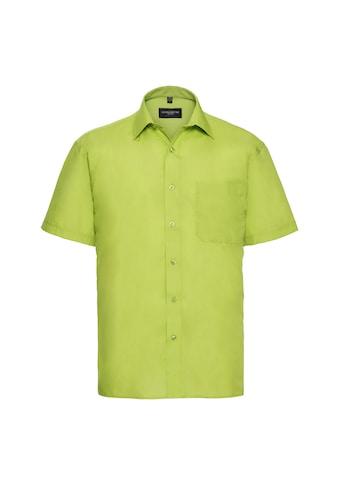 Russell Kurzarmhemd »Collection Popelin Herren Hemd, Kurzarm, pflegeleicht« kaufen