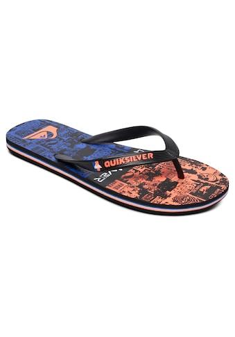 Quiksilver Sandale »Molokai Vortex« kaufen